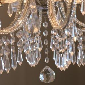 Domaine du Cap chandelier